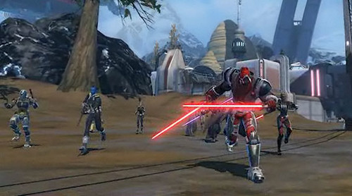 SWTOR PVP Guide - Warzone Strategy To Earn Valor Points and Rank Up