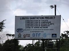 Libuyu Sanitation Project by DTF