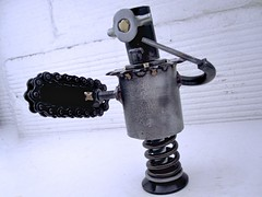 Metal Robot, Cycloptichop