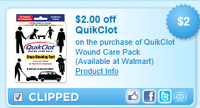 Quikclot Wound Care Pack Coupon