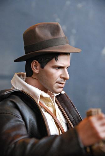 Indiana Jones (DX05 Hot Toys)