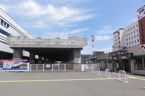 北陸新幹線着工に沸く福井