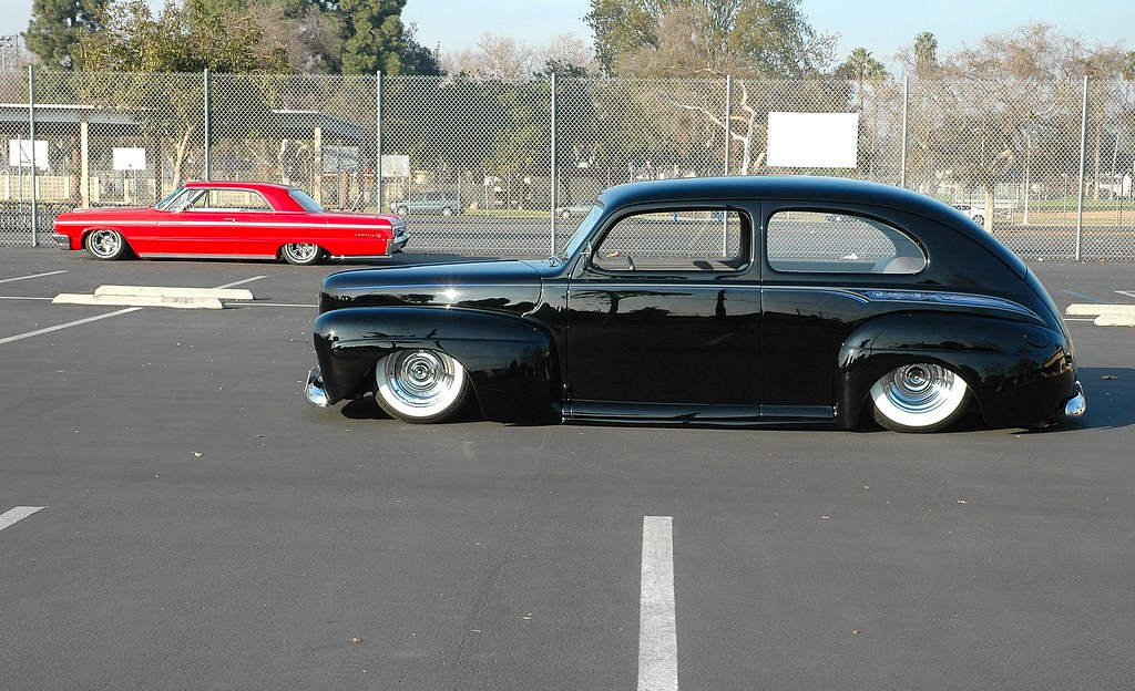 1946 Ford Tudor Sedan Build Page 3 The H A M B