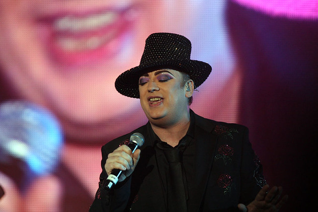 Boy George,Culture Club