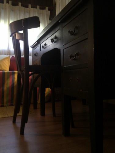 El viejo escritorio