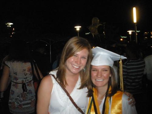 Sister Graduation