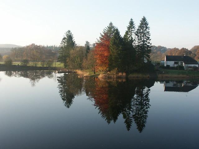 Reflections on Loch Ken