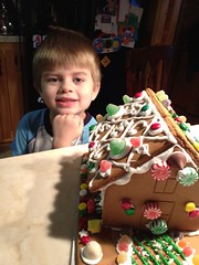 Annual Gingerbread House