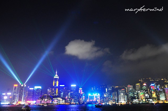 Hong Kong Symphony of Lights (1)