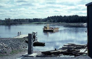 Hovnäs cable ferry