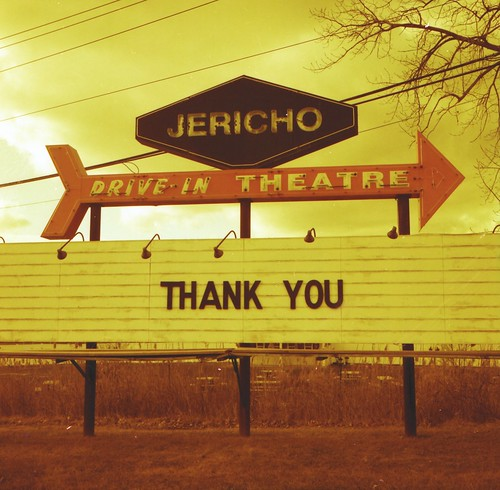 Thank You from the Jericho Theater, Glenmont, NY
