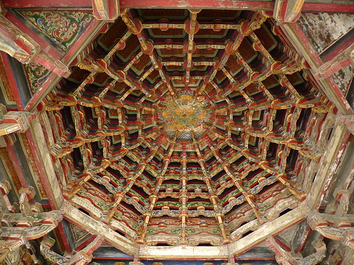 Longshan Temple - Lukang, Taiwan