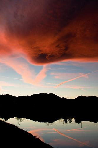 sunset colorado seasonal louisville jan5 cwd harperlake 0431 20120105 cwd2562 cwdweek256 youknowitswinterandyouknowyoureincoloradowhenyouseeasunsetlikethis imissedaspectacularsunsetyesterdayandanevenmorespectacularsunrise magichourinwinterisamazing