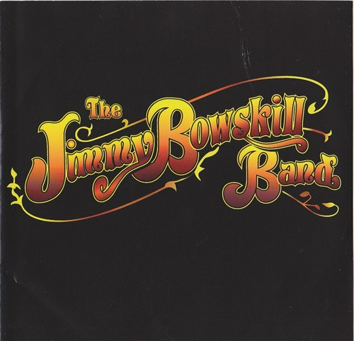 Jimmy Bowskill Band - Back Number (CD cover)