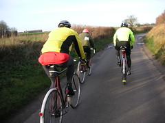The wrinklies cycling in 2012