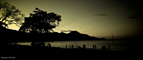 Costa Rican Sunset 2 by Wifihighfive