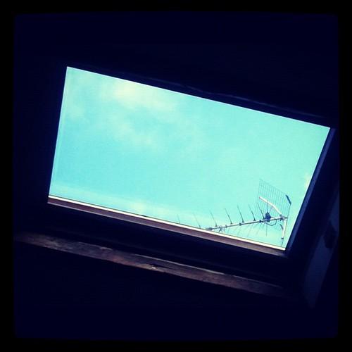 下次能再見到這閣樓的窗景,不知是多久之後了。