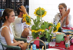 Listening With Sunflowers