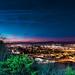 Sunset over Roanoke (Explored) by Michael Kline