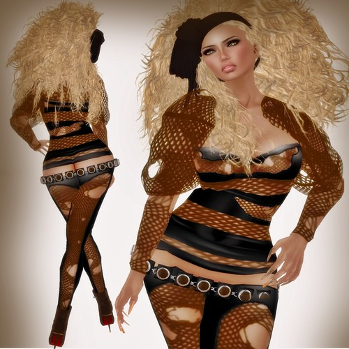 A&A FAshion Crak Outfit IV