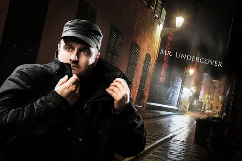 08 of 50 - Mr. Undercover by Martin-Klein