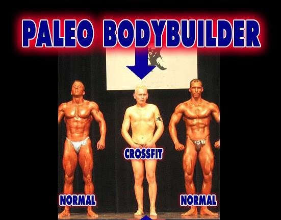 PaleoDietBodybuilder - Omnivore Non Vegan Diet Crossfit Exercise Muscle Paleolithic Arctic Inuit Caveman Bodybuilding -5