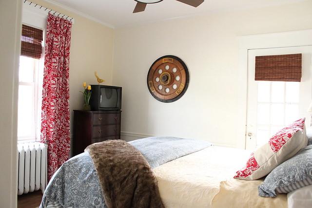 Garden Suite - Bedroom