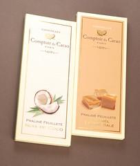 Comptoir du Cacao Bars