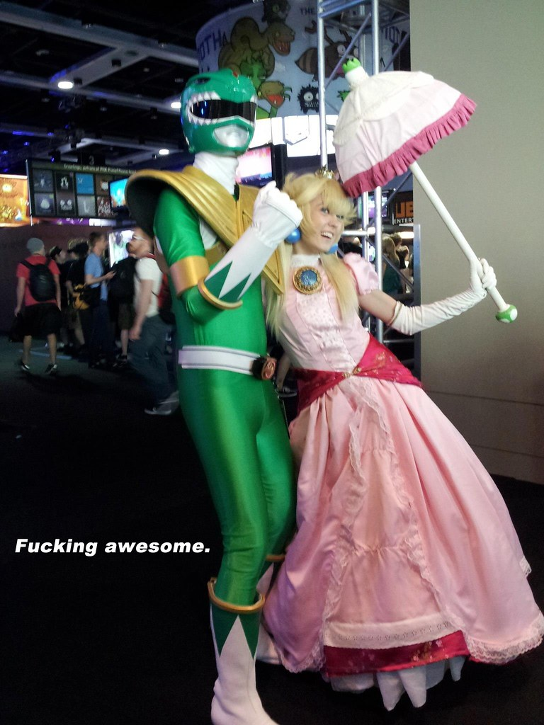 What My Life Has Been Like Since I Bought A Power Ranger