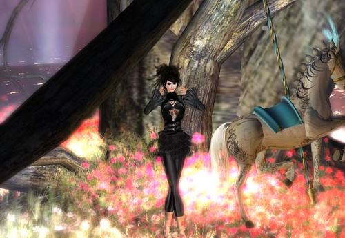 Alchemy - Olivia by Cherokeeh Asteria