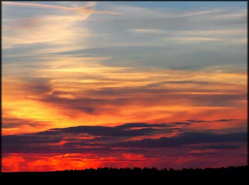 Summer's Sunset