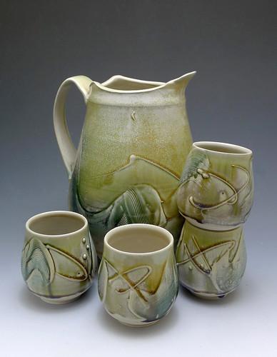 Teapot & Pouring