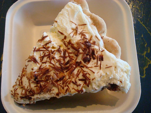 Chocolate Cream Pie, Harry's Road House, Santa Fe