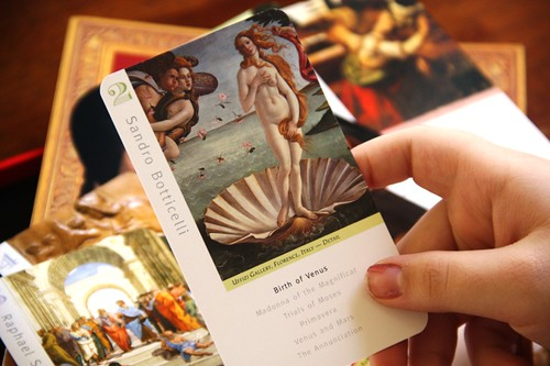 birdcage press renaissance art cards