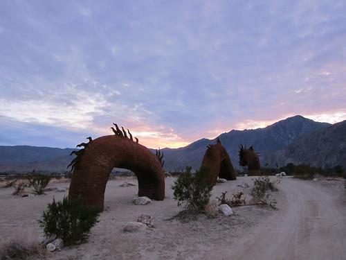 Borrego Springs, Ricardo Breceda, sky, clou… IMG_9010