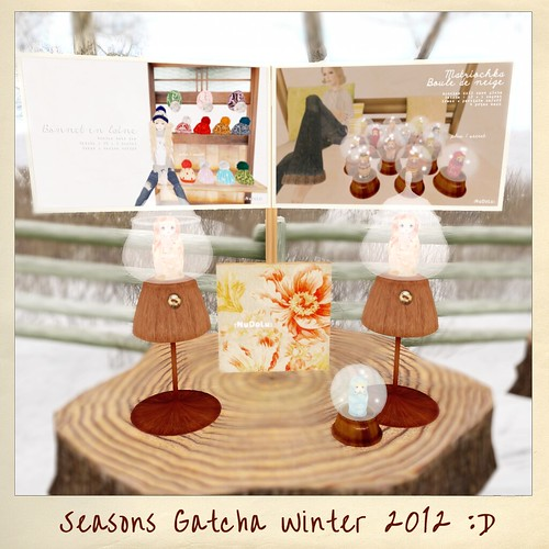 Seasons Gatcha winter