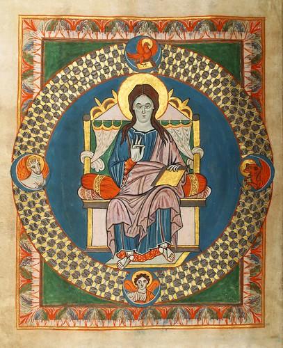006-Gero-Codex  Evangelistar Hs 1948- Universitäts- und Landesbibliothek Darmstadt