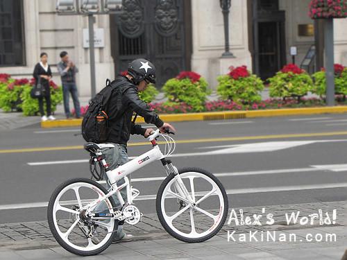 Montague Folding Bike