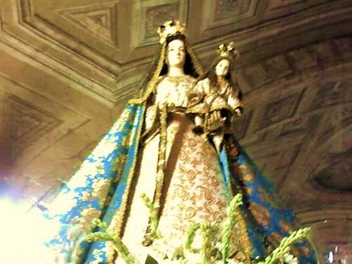 Our Lady of Consolation in San Agustin (Small)