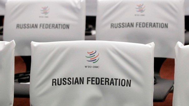 Russian seats on WTO