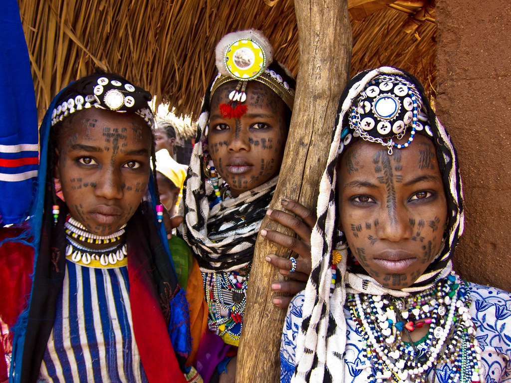 African Tattoos Image Source