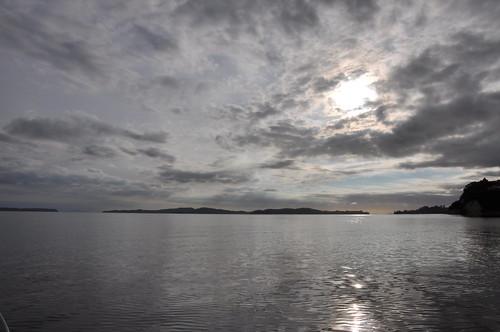 Kawau Island in the morning