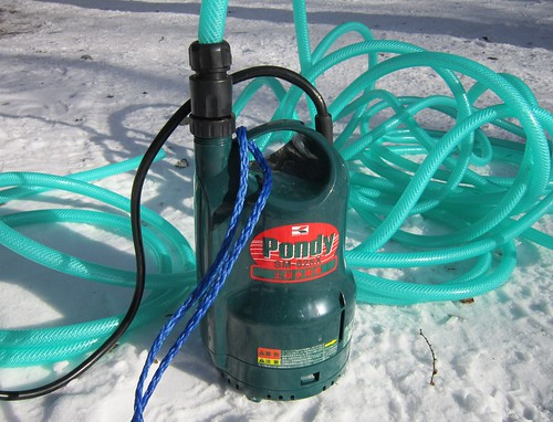電動給水器 2012年1月18日 by Poran111