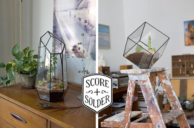 Score + Solder