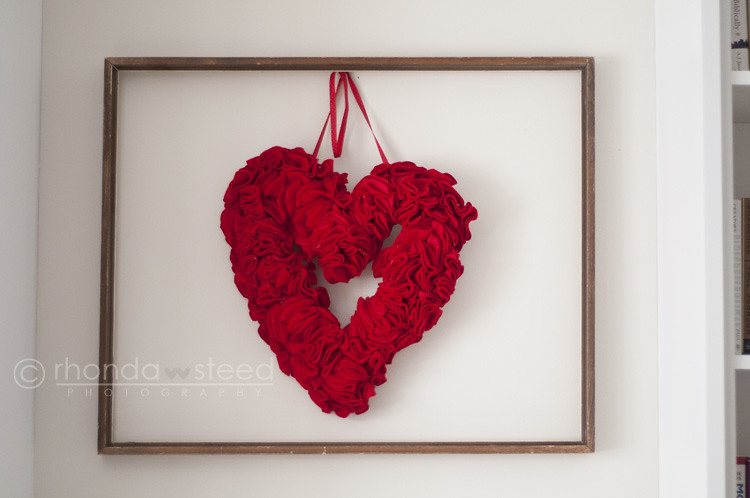 My Ruffly Heart