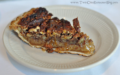 Pecan Pie at Kozlaks Sunday Brunch ~ Shoreview, MN
