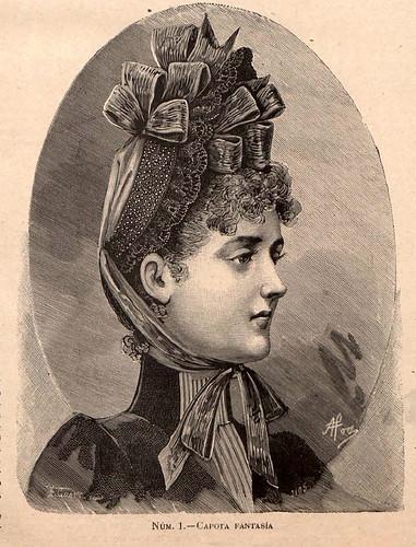015- La Última moda-revista ilustrada hispano-americana, deñ 28 de mayo de 1888-© MemoriadeMadrid