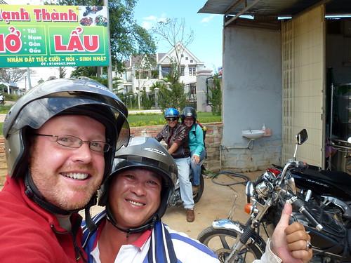 Dalat - easy riders