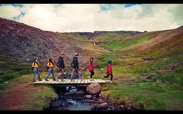 Iceland got its own Abbey Road.