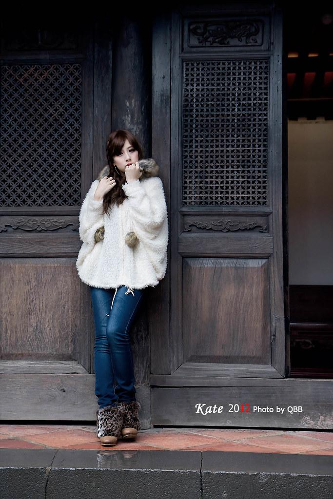 。。。甜心美女 (有喬巴造型)。。。Kate